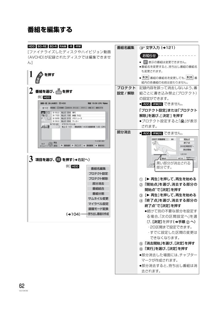 bwt2100 説明 書