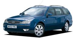 モンデオワゴン (ヨーロッパフォード)