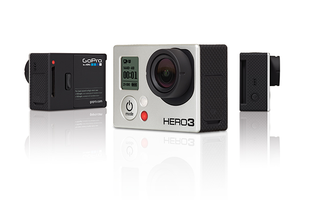 HERO3 Black Edition CHDHX-301 (GoPro)